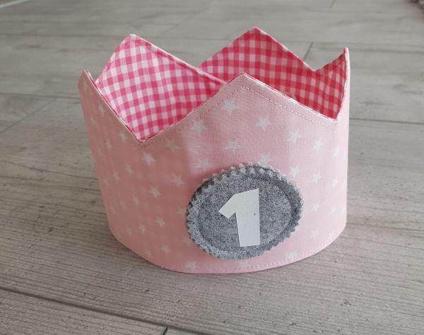 ♥ Immerwährende Geburtstagskrone 1-10 ♥